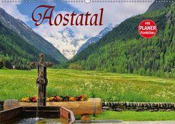Aostatal (Wandkalender 2019 DIN A2 quer) von LianeM