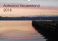 Aotearoa Neuseeland 2018 (Wandkalender 2018 DIN A3 quer) von Reichenberger,  Ina