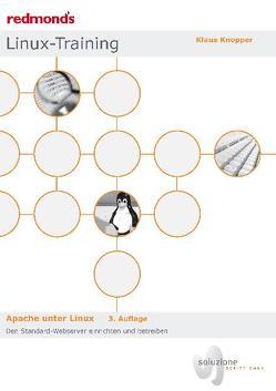 Apache unter Linux von Knopper,  Klaus
