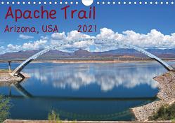 Apache Trail, Arizona, USA 2021 (Wandkalender 2021 DIN A4 quer) von Berggruen,  Kim