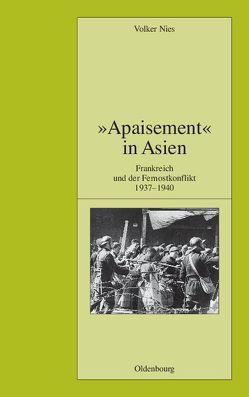 """""""Apaisement"""" in Asien von Nies,  Volker"""