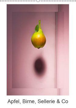 Apfel, Birne, Sellerie & Co (Wandkalender 2019 DIN A2 hoch) von Ritter,  Christian