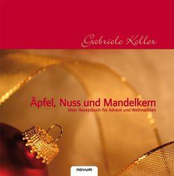 Äpfel, Nuss und Mandelkern von Koller,  Gabriele