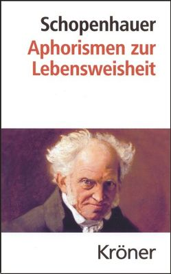 Aphorismen zur Lebensweisheit von Schopenhauer,  Arthur, Volpi,  Franco, Vopli,  Franco