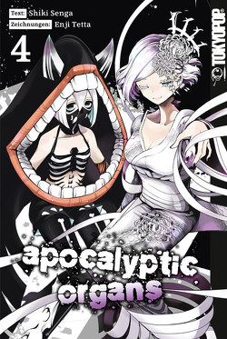 Apocalyptic Organs 04 von Senga,  Shiki, Tetta,  Enji