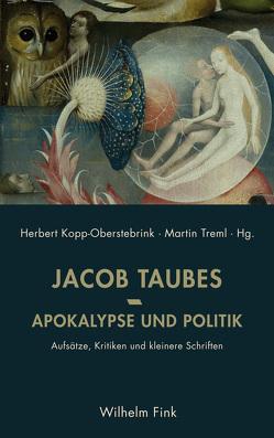 Apokalypse und Politik von Kopp-Oberstebrink,  Herbert, Taubes,  Jacob, Treml,  Martin