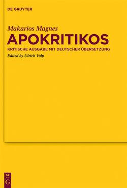 Apokritikos von Makarios Magnes, Volp,  Ulrich