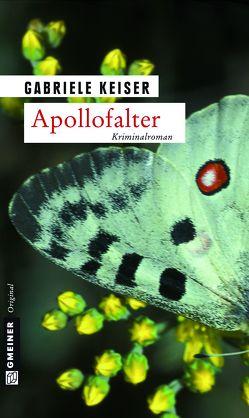 Apollofalter von Keiser,  Gabriele