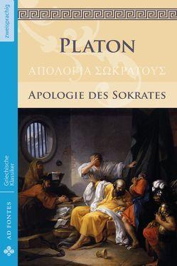 Apologie des Sokrates von Platon