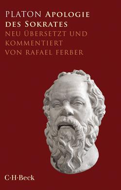 Apologie des Sokrates von Ferber,  Rafael, Platon