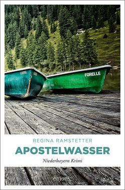 Apostelwasser von Ramstetter,  Regina