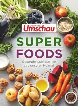 Apotheken Umschau: Superfoods von Haltmeier,  Hans