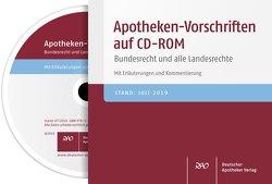 Apotheken-Vorschriften auf CD-ROM