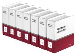 Apotheken-Vorschriften in Bayern von Paschen,  Christian, Tanner,  Ulrike