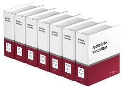 Apotheken-Vorschriften in Mecklenburg-Vorpommern von Fornacon,  Ulrike, Schein,  Ulrike