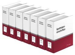 Apotheken-Vorschriften in Nordrhein-Westfalen von Prütting,  Dorothea