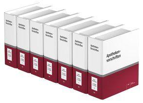 Apotheken-Vorschriften in Sachsen-Anhalt von Krause,  Thomas, Messal,  Ehrenfried