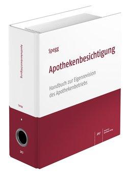 Apothekenbesichtigung von Bihlmayer,  Andrea, Schmidt,  Michael, Spegg,  Horst