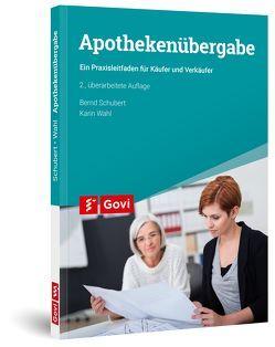 Apothekenübergabe von Schubert,  Bernd, Wahl,  Karin