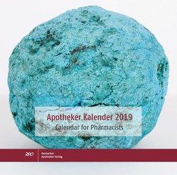 Apotheker Kalender 2019 Calendar for Pharmacists von Huwer,  Elisabeth