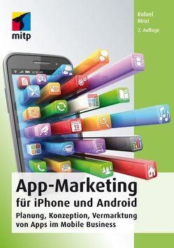 App-Marketing für iPhone und Android von Mroz,  Rafael