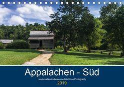 Appalachen – Süd (Tischkalender 2019 DIN A5 quer) von Ulven Photography (Wiebke Schröder),  Lille