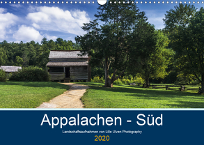 Appalachen – Süd (Wandkalender 2020 DIN A3 quer) von Ulven Photography (Wiebke Schröder),  Lille