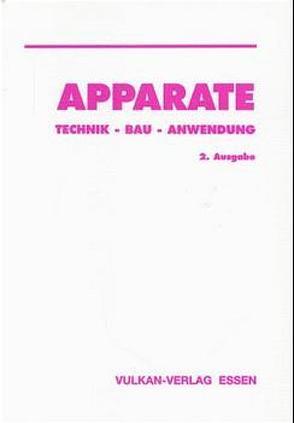 Apparate von Thier,  Bernd