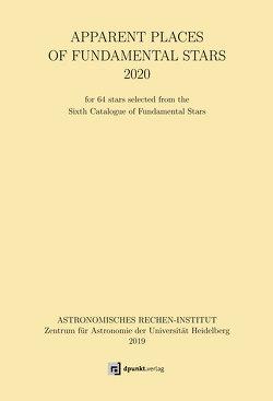 Apparent Places of Fundamental Stars (APFS) 2020 von Astronomische Rechen-Institut (ARI)