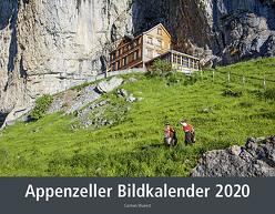 Appenzeller Bildkalender 2020 von Wueest,  Carmen