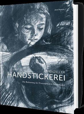 Appenzeller Handstickerei von Inauen,  Josef
