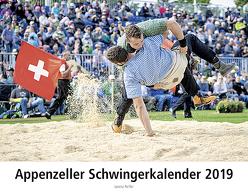 Appenzeller Schwingerkalender 2019 von Reifler,  Lorenz