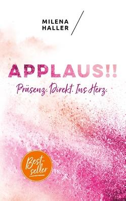 Applaus von Haller,  Milena