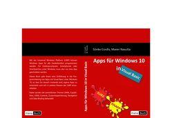 Apps für Windows 10 in Visual Basic von Cordts,  Sönke, Nasutta,  Maren