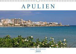 Apulien – Eine Rundreise (Wandkalender 2019 DIN A3 quer) von Braunleder,  Gisela