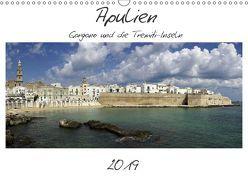 Apulien – Gargano und die Tremiti-Inseln (Wandkalender 2019 DIN A3 quer) von Hegerfeld-Reckert,  Anneli