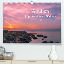 Apulien – Impressionen aus Süditalien (Premium, hochwertiger DIN A2 Wandkalender 2020, Kunstdruck in Hochglanz) von Fahrenbach,  Michael
