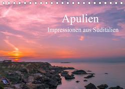 Apulien – Impressionen aus Süditalien (Tischkalender 2020 DIN A5 quer) von Fahrenbach,  Michael