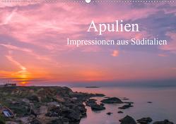 Apulien – Impressionen aus Süditalien (Wandkalender 2020 DIN A2 quer) von Fahrenbach,  Michael