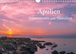 Apulien – Impressionen aus Süditalien (Wandkalender 2020 DIN A4 quer) von Fahrenbach,  Michael
