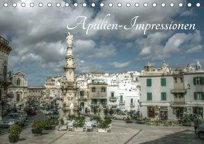 Apulien – Impressionen (Tischkalender 2018 DIN A5 quer) von Weiss,  Michael