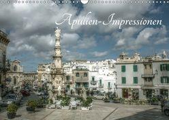 Apulien – Impressionen (Wandkalender 2018 DIN A3 quer) von Weiss,  Michael