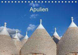 Apulien (Tischkalender 2018 DIN A5 quer) von Kruse,  Joana
