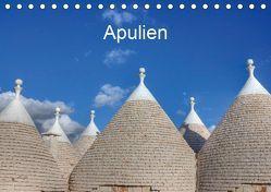 Apulien (Tischkalender 2019 DIN A5 quer) von Kruse,  Joana