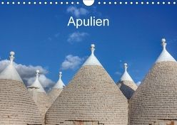 Apulien (Wandkalender 2018 DIN A4 quer) von Kruse,  Joana