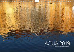 Aqua 2019 Fotografien von Mio Schweiger (Wandkalender 2019 DIN A4 quer) von Schweiger,  Mio