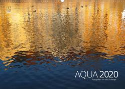 Aqua 2020 Fotografien von Mio Schweiger (Wandkalender 2020 DIN A2 quer) von Schweiger,  Mio