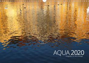Aqua 2020 Fotografien von Mio Schweiger (Wandkalender 2020 DIN A3 quer) von Schweiger,  Mio