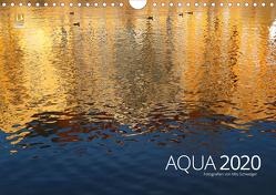Aqua 2020 Fotografien von Mio Schweiger (Wandkalender 2020 DIN A4 quer) von Schweiger,  Mio