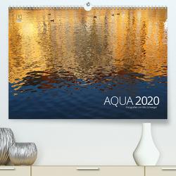 Aqua 2020 Fotografien von Mio Schweiger (Premium, hochwertiger DIN A2 Wandkalender 2020, Kunstdruck in Hochglanz) von Schweiger,  Mio